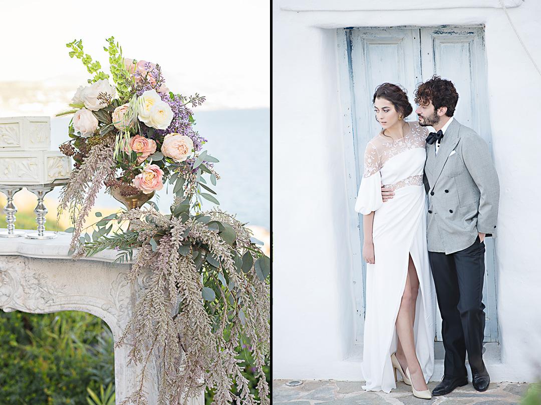 φωτογράφηση γάμου στο island