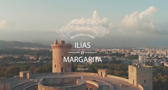 φωτογράφηση γάμου Ηλίας - Μαργαρίτα